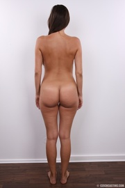 slender chick with hot