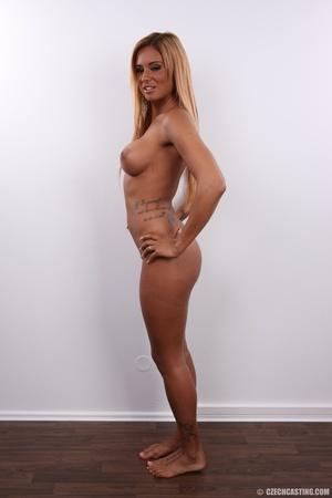 Smoky hot blonde with balanced butt chee - XXX Dessert - Picture 14