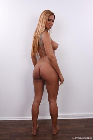 Smoky hot blonde with balanced butt chee - XXX Dessert - Picture 17