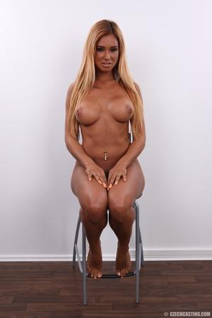 Smoky hot blonde with balanced butt chee - XXX Dessert - Picture 18