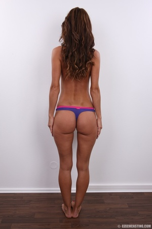 Experienced hot brunette chick with sexy - XXX Dessert - Picture 8
