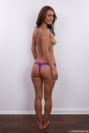 Experienced hot brunette chick with sexy - XXX Dessert - Picture 9