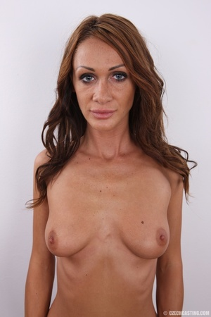 Experienced hot brunette chick with sexy - XXX Dessert - Picture 10