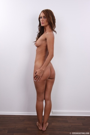 Experienced hot brunette chick with sexy - XXX Dessert - Picture 16