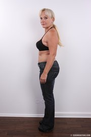 matured experienced blonde with