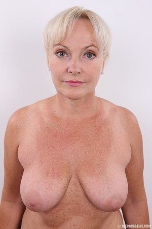 Matured experienced blonde with hairy pu - XXX Dessert - Picture 15