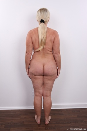 Matured experienced blonde with hairy pu - XXX Dessert - Picture 21