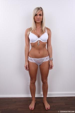 Hot slim blonde with sexy eyes, sexy rou - XXX Dessert - Picture 7