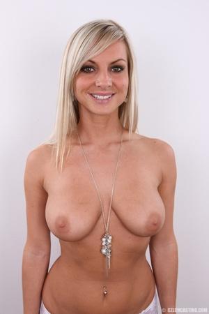Hot slim blonde with sexy eyes, sexy rou - XXX Dessert - Picture 16