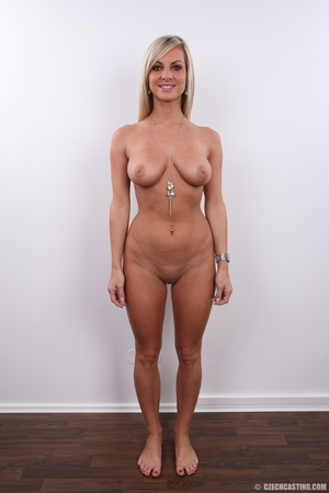 Hot slim blonde with sexy eyes, sexy rou - XXX Dessert - Picture 19