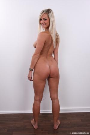 Hot slim blonde with sexy eyes, sexy rou - XXX Dessert - Picture 23