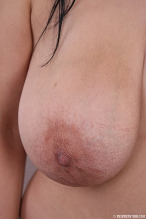 Mature brunette with colorful tattoos, s - XXX Dessert - Picture 11