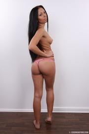 hot black hair chick