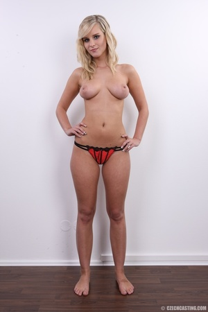 Sweet Barbie lookalike blonde with full  - XXX Dessert - Picture 15