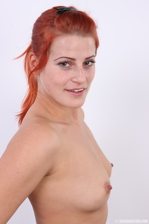 Cute redhead with super spicy curves sho - XXX Dessert - Picture 11