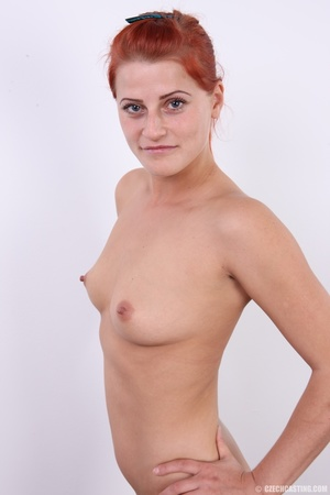 Cute redhead with super spicy curves sho - XXX Dessert - Picture 18