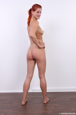 Cute redhead with super spicy curves sho - XXX Dessert - Picture 19