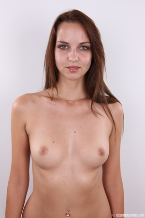 Sexy eyes brunette with honey skin, soft - XXX Dessert - Picture 15