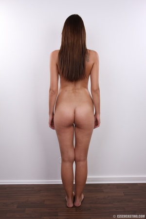 Sexy eyes brunette with honey skin, soft - XXX Dessert - Picture 21