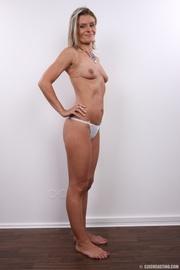 hot sexy blonde mama