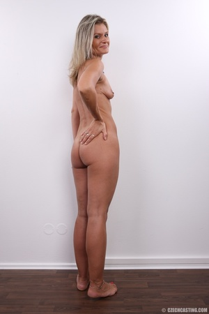 Hot sexy blonde mama with cute small tit - XXX Dessert - Picture 26
