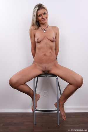 Hot sexy blonde mama with cute small tit - XXX Dessert - Picture 28