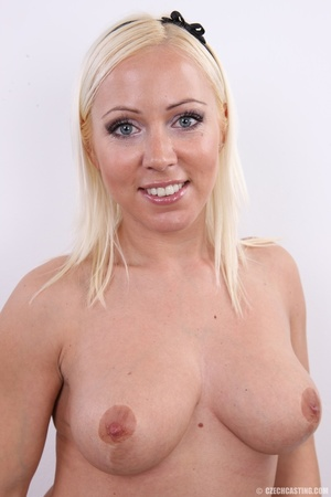 Experienced blonde with hot sweet butt,  - XXX Dessert - Picture 11