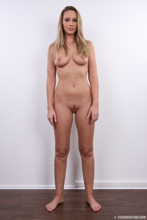 Cute sexy long legged blonde with hot ti - XXX Dessert - Picture 23