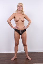 horny blonde mama looking