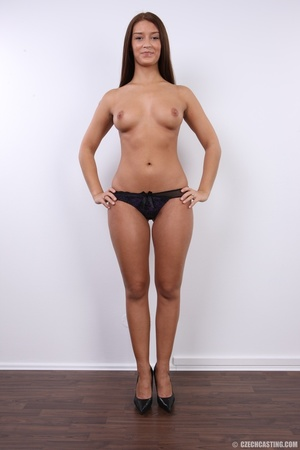 Honey chick with curved butt and sweet l - XXX Dessert - Picture 12