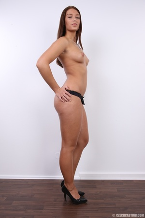 Honey chick with curved butt and sweet l - XXX Dessert - Picture 19
