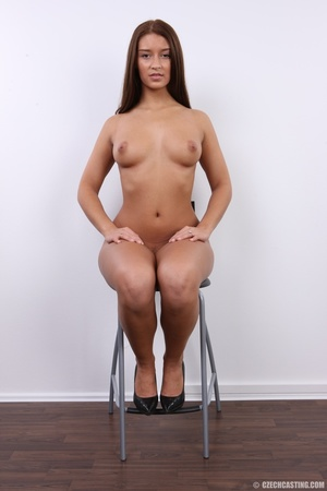 Honey chick with curved butt and sweet l - XXX Dessert - Picture 29