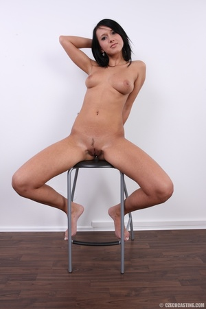 Slim and seductive brunette with hot sha - XXX Dessert - Picture 26