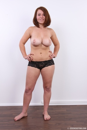 Hot brunette with big tits and interesti - XXX Dessert - Picture 10