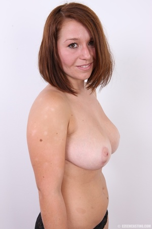 Hot brunette with big tits and interesti - XXX Dessert - Picture 12