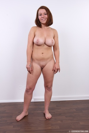 Hot brunette with big tits and interesti - XXX Dessert - Picture 16