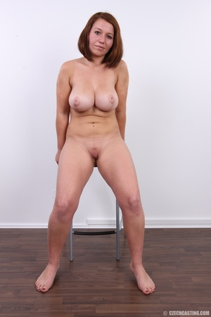 Hot brunette with big tits and interesti - XXX Dessert - Picture 22