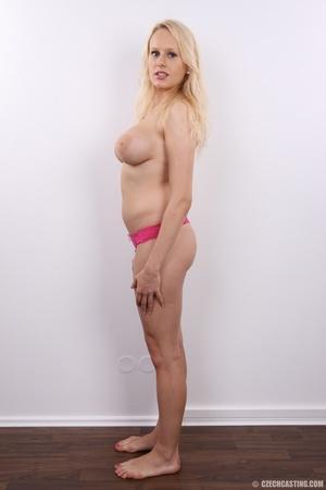 Erotic smiling blonde with super excitin - XXX Dessert - Picture 10