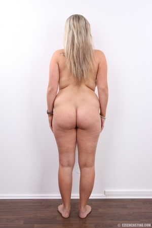 Hot chubby blonde with super big tits, h - XXX Dessert - Picture 16
