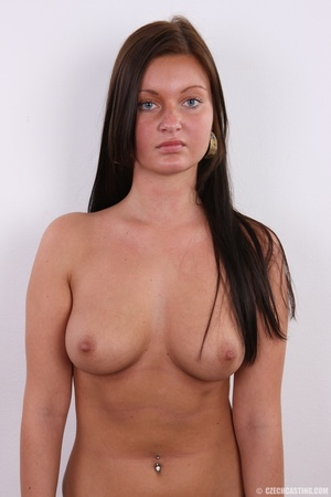 Seductive beauty with tanned skin, long  - XXX Dessert - Picture 11
