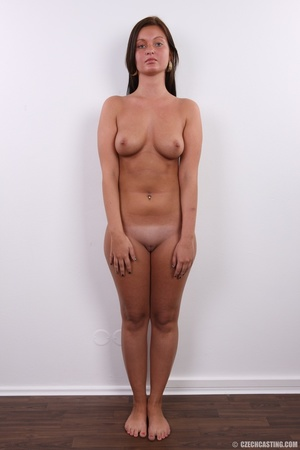 Seductive beauty with tanned skin, long  - XXX Dessert - Picture 15