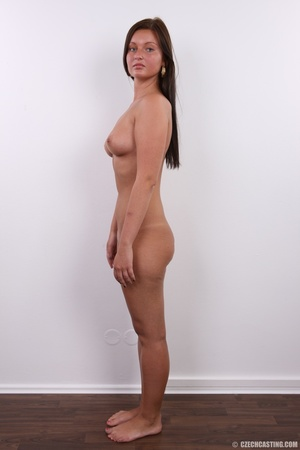 Seductive beauty with tanned skin, long  - XXX Dessert - Picture 16