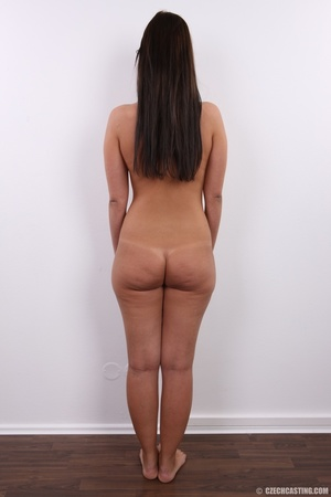 Seductive beauty with tanned skin, long  - XXX Dessert - Picture 17