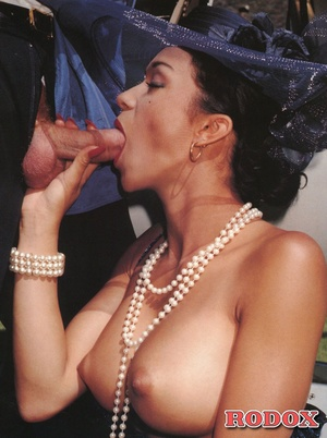 Helicopter pilot shagging two hot retro  - XXX Dessert - Picture 7