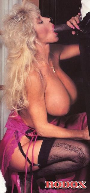 Naked pornstar with massive boobs fucks  - XXX Dessert - Picture 5