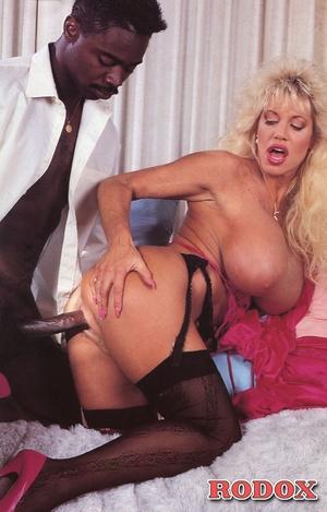 Naked pornstar with massive boobs fucks  - XXX Dessert - Picture 10