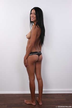 Chocolate flavored beauty with slim sexy - XXX Dessert - Picture 10