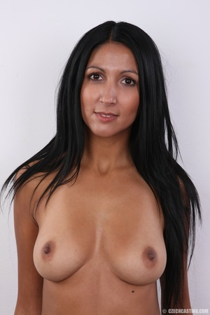 Chocolate flavored beauty with slim sexy - XXX Dessert - Picture 11