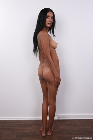 Chocolate flavored beauty with slim sexy - XXX Dessert - Picture 17