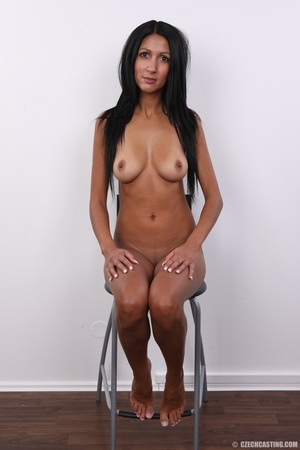 Chocolate flavored beauty with slim sexy - XXX Dessert - Picture 18